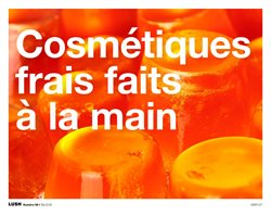 Pharmacy & Beauty offers in the LUSH catalogue in Châteauguay