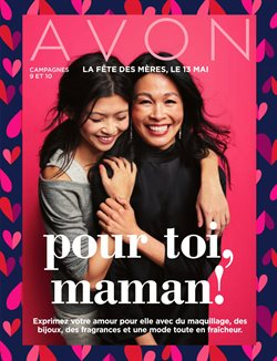 Pharmacy & Beauty offers in the AVON catalogue in Toronto