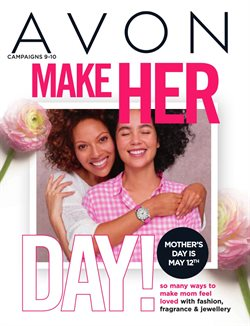 AVON deals in the Vancouver flyer