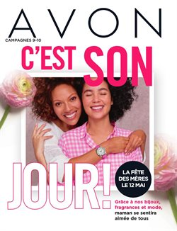 AVON deals in the Halifax flyer
