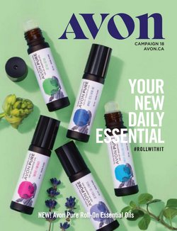 AVON deals in the Toronto flyer