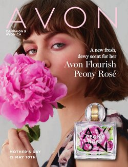 AVON catalogue ( 9 days left )