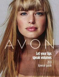 Pharmacy & Beauty offers in the AVON catalogue in Toronto ( 2 days left )