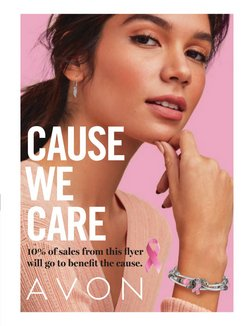 Pharmacy & Beauty deals in the AVON catalogue ( 2 days left)