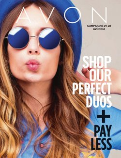 Pharmacy & Beauty deals in the AVON catalogue ( 11 days left)