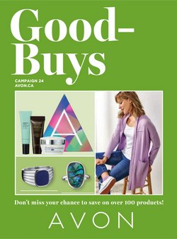 AVON catalogue ( Published today)