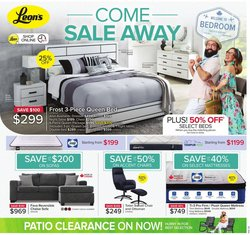 Leon's deals in the Leon's catalogue ( Published today)