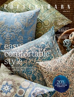 Home & furniture offers in the Pottery Barn catalogue in Vancouver