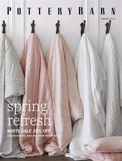 Pottery Barn deals in the Vancouver flyer