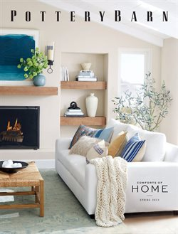 Sales deals in the Pottery Barn catalogue ( More than a month)