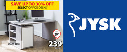 JYSK deals in the Prince George flyer