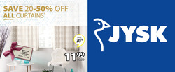 JYSK deals in the Ottawa flyer