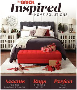 Home & Furniture offers in the The Brick catalogue in Toronto
