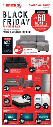 The Brick deals in the The Brick catalogue ( Published today)
