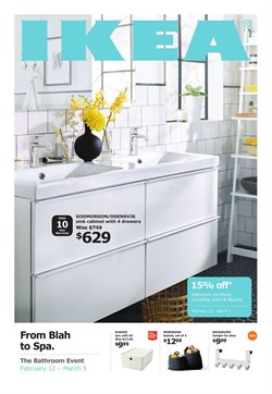 IKEA deals in the Calgary flyer