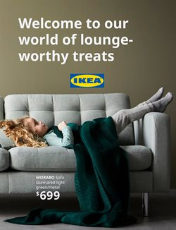 Home & Furniture offers in the IKEA catalogue in Toronto ( More than a month )