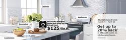 IKEA deals in the Montreal flyer