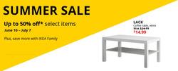 IKEA deals in the Kitchener flyer
