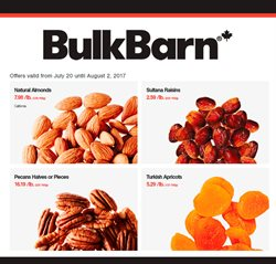Masonville Place offers in the Bulk Barn catalogue in London