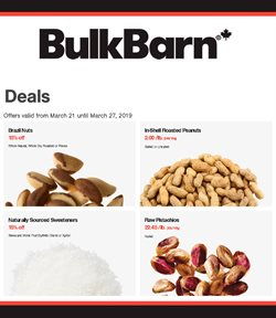 Bulk Barn deals in the Winnipeg flyer