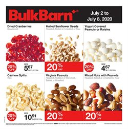 Bulk Barn catalogue ( 2 days ago )