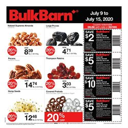 Bulk Barn catalogue ( 1 day ago )