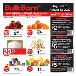 Bulk Barn catalogue ( Expires tomorrow )