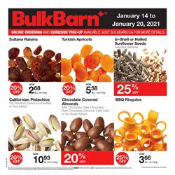 Bulk Barn catalogue ( 2 days left)