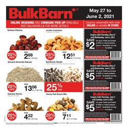Bulk Barn deals in the Bulk Barn catalogue ( Expired)