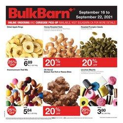 Bulk Barn catalogue ( 1 day ago)