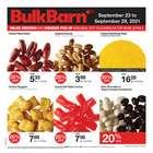 Bulk Barn catalogue ( 2 days left )