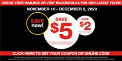Bulk Barn coupon ( 2 days ago )