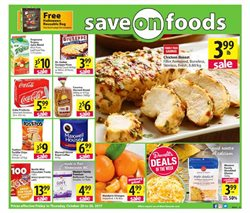 Save on Foods deals in the Vancouver flyer