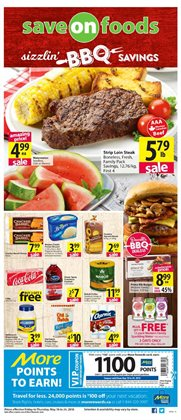 Save on Foods deals in the Edmonton flyer