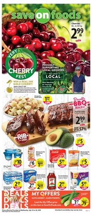 Save on Foods deals in the Duncan flyer
