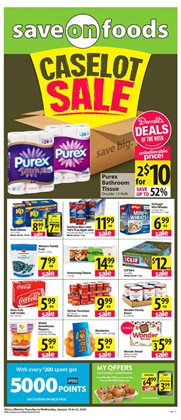 Save on Foods deals in the Parksville flyer