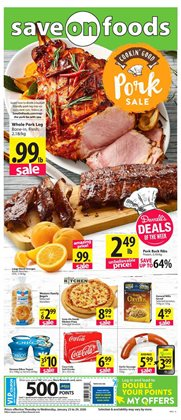 Save on Foods deals in the Abbotsford flyer