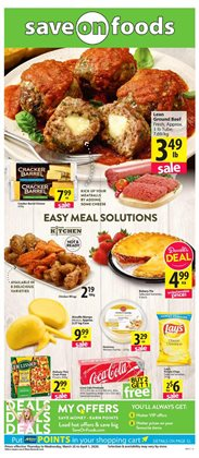 Save on Foods catalogue ( Expires today )