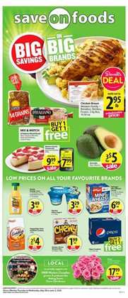 Save on Foods catalogue in Calgary ( 3 days left )