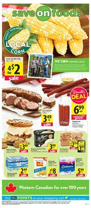 Save on Foods catalogue in Vancouver ( Published today )