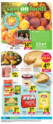 Save on Foods catalogue in Calgary ( 1 day ago )