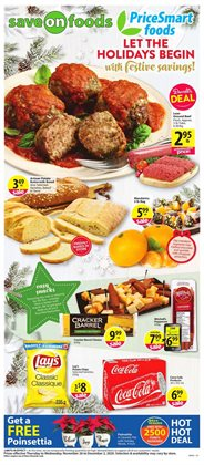 Save on Foods catalogue ( Published today )