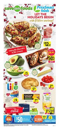 Save on Foods catalogue ( 1 day ago )