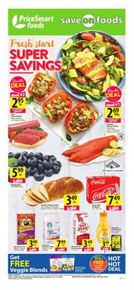 Save on Foods catalogue ( Expired )