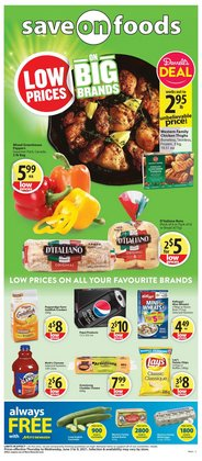 Save on Foods deals in the Save on Foods catalogue ( Expired)