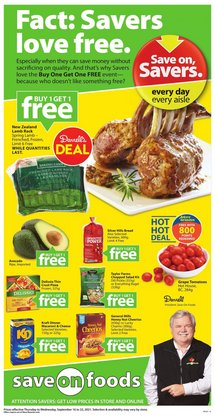 Save on Foods catalogue ( 1 day ago)