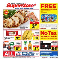 Real Canadian Superstore deals in the Calgary flyer