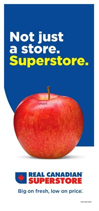 Real Canadian Superstore deals in the Victoria BC flyer