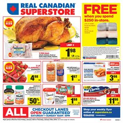Grocery offers in the Real Canadian Superstore catalogue in Vancouver