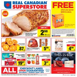 Real Canadian Superstore deals in the Vancouver flyer